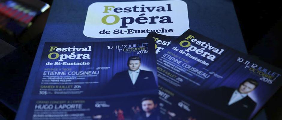 Tous à l'opéra avec le FestivalOpéra de Saint-Eustache