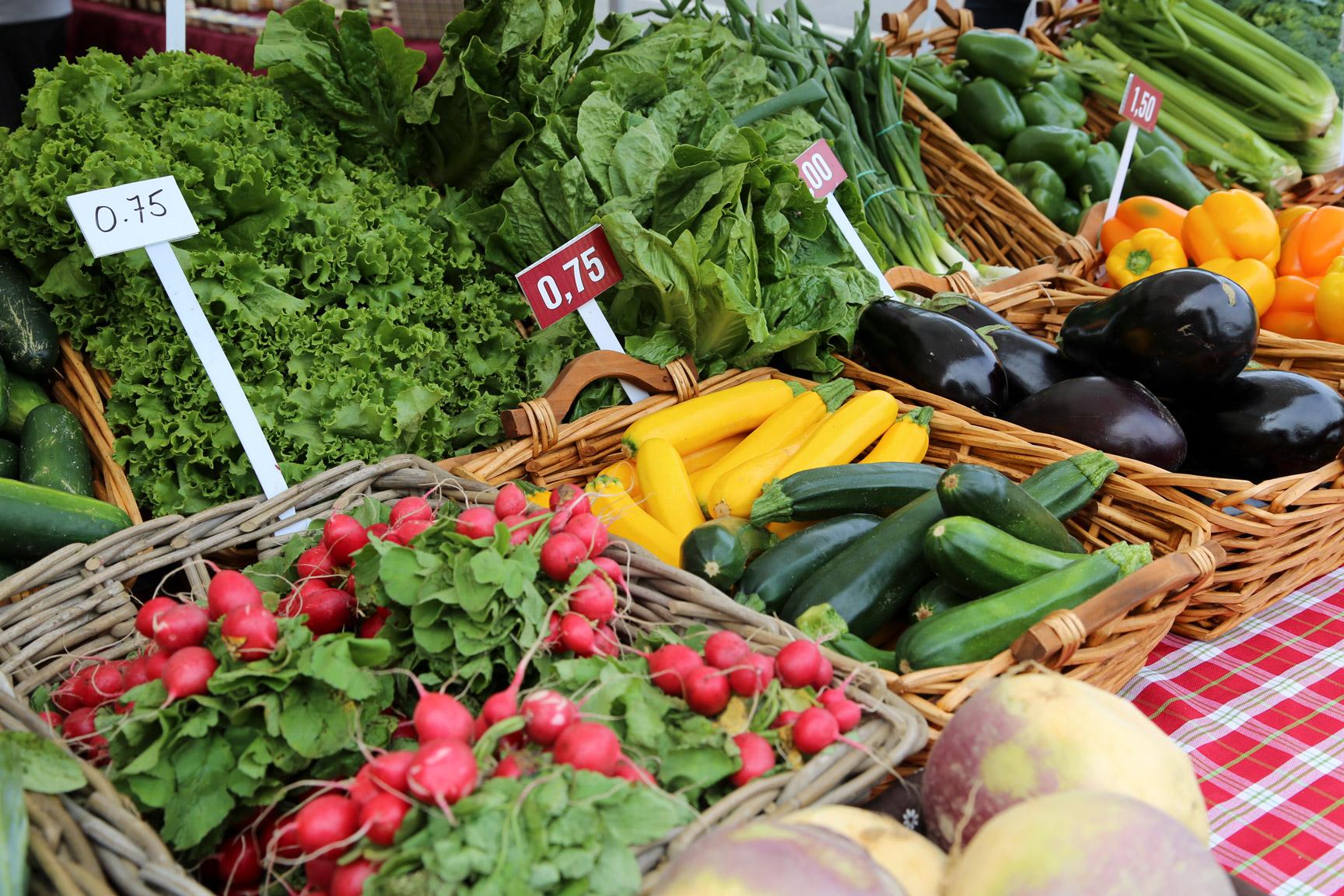 5 marchés publics à découvrir sur la Rive-Nord
