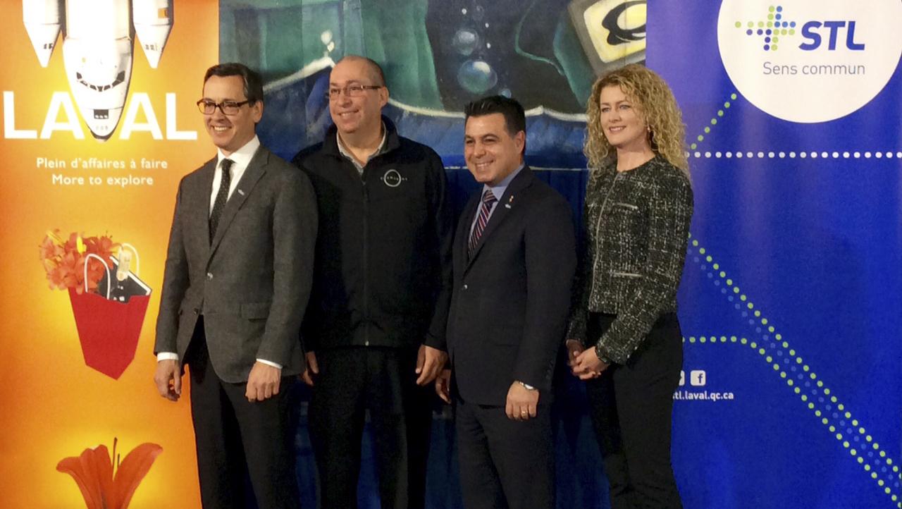 L'autobus pour développer le tourisme à Laval