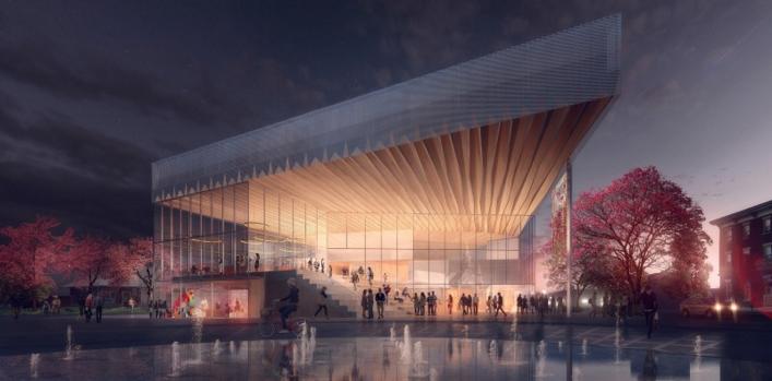 Le théâtre de Saint-Jérôme portera le nom de Gilles Vigneault