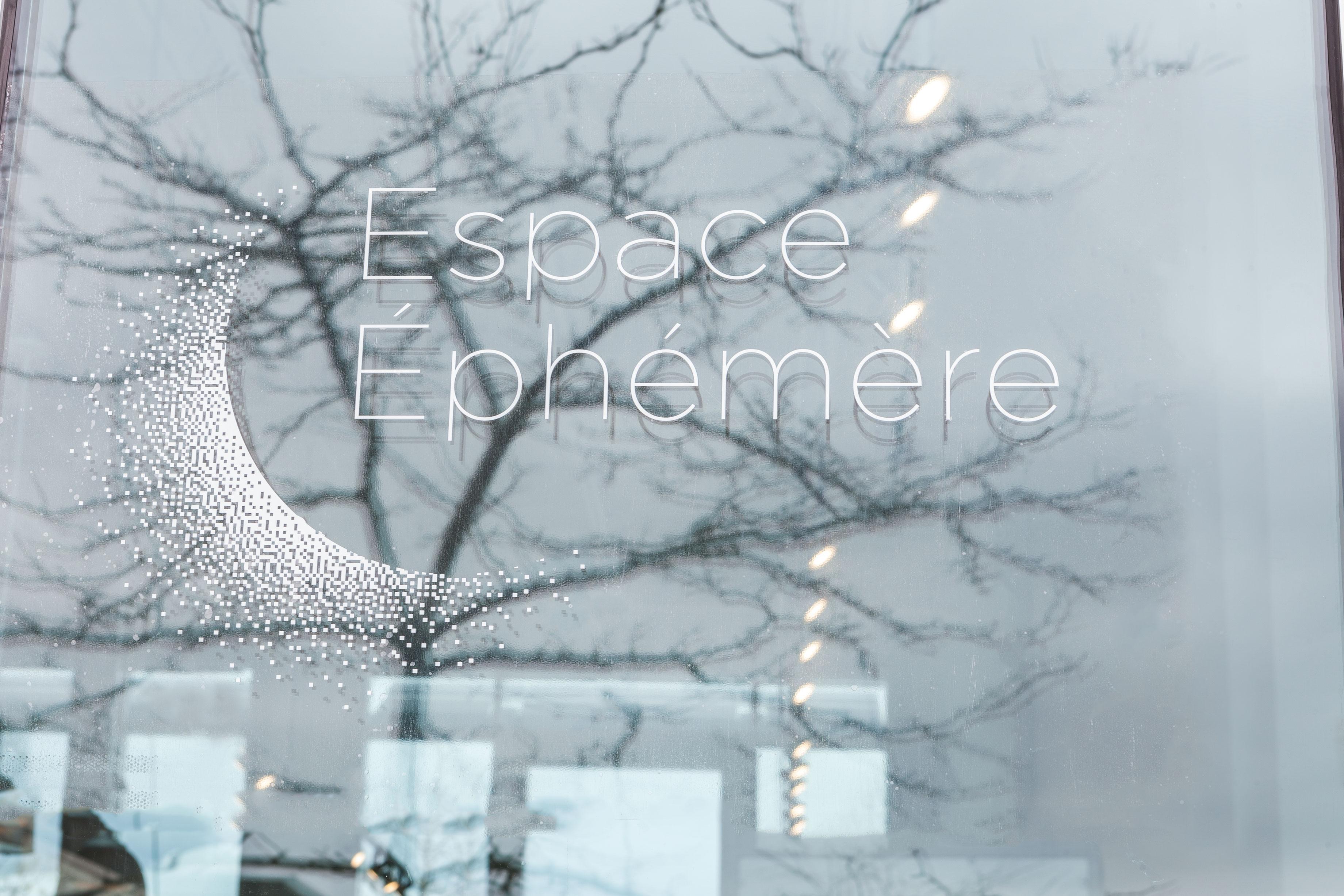 Espace Éphémère, un lieu culturel unique