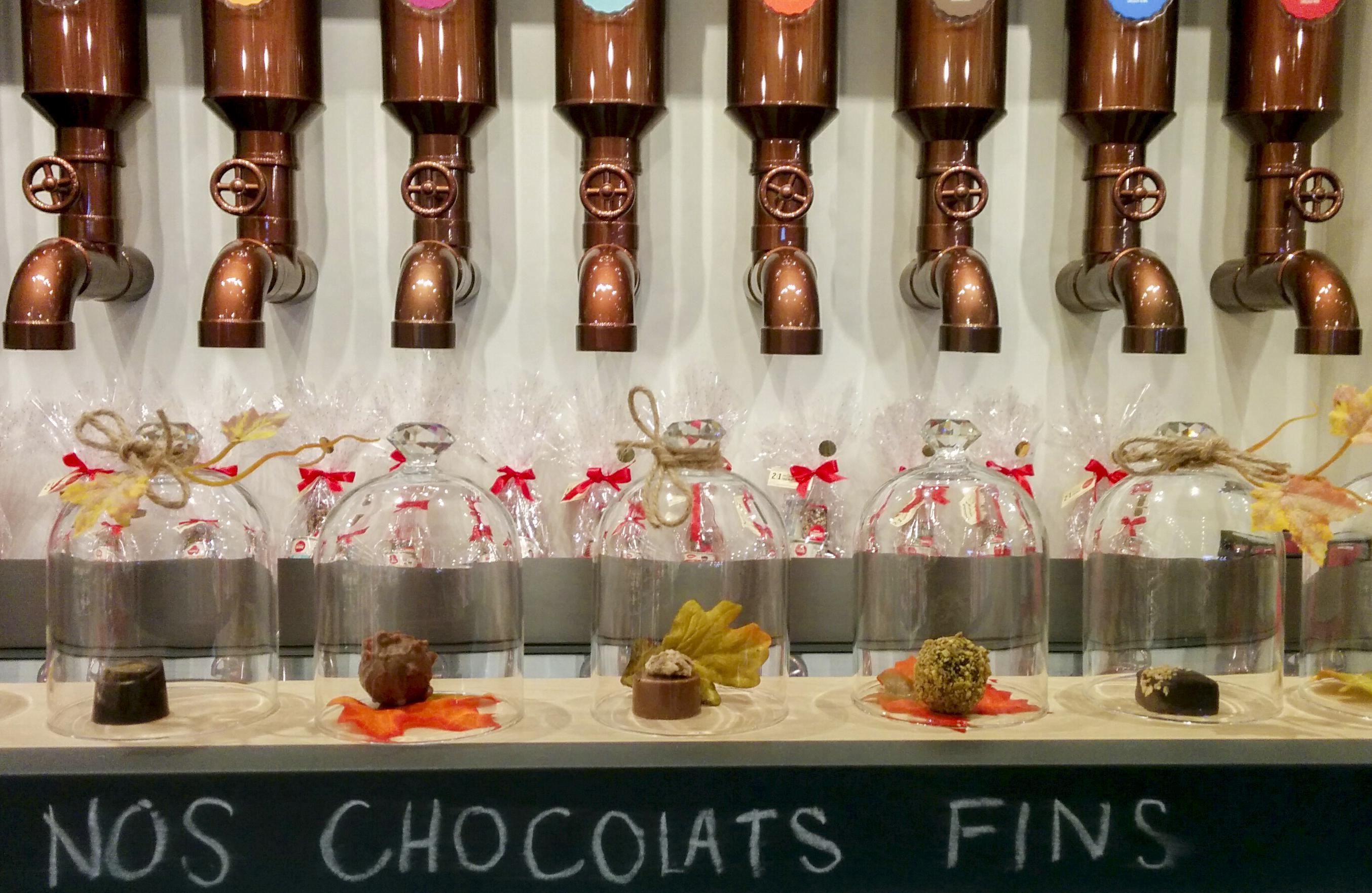 Ouverture d'un nouveau Chocolats Favoris à Laval
