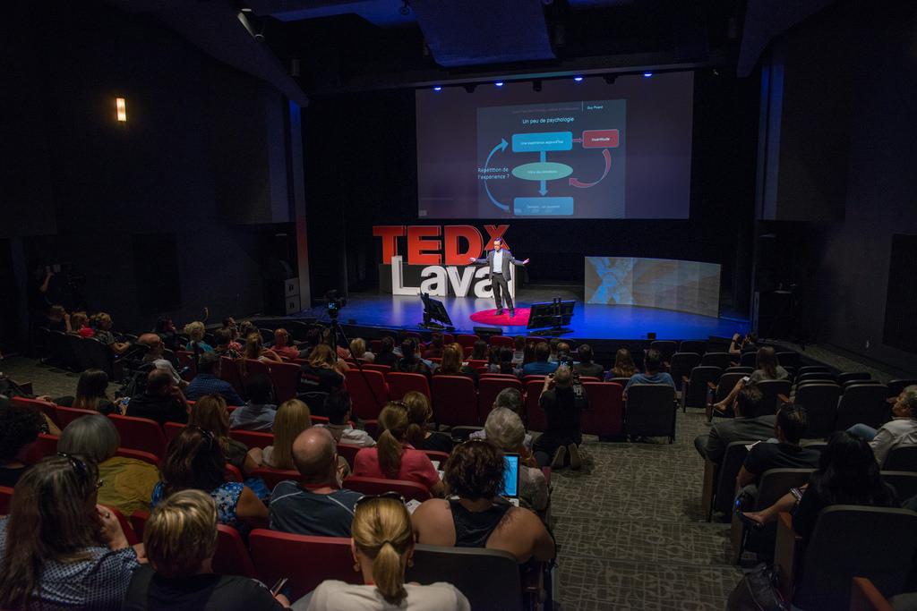 TEDxLaval 2e édition : « cultiver l'avenir »