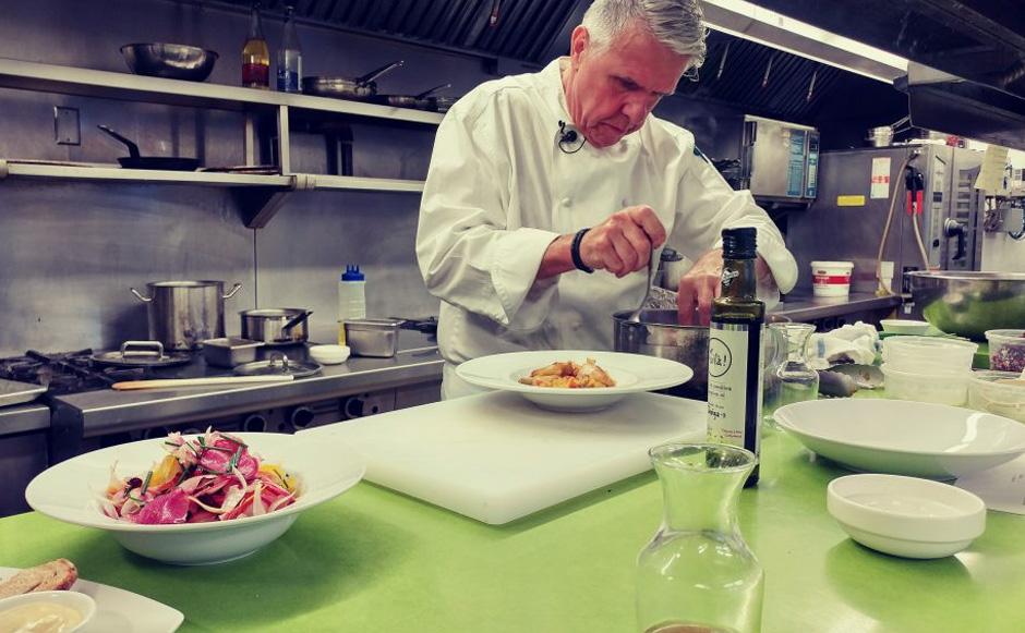 Websérie foodie pour découvrir les chefs lavallois