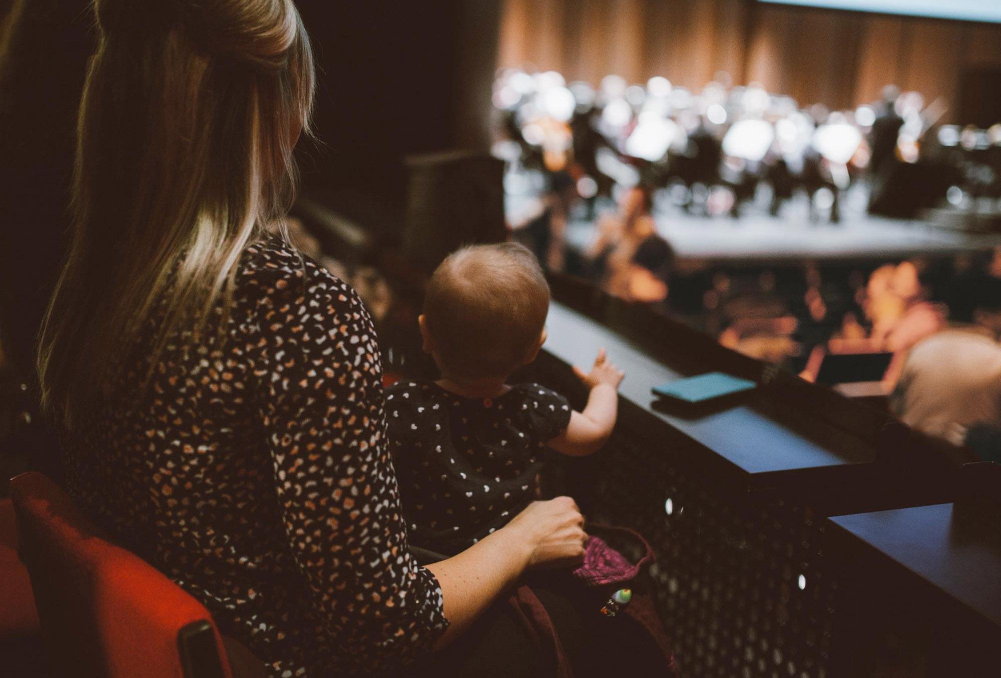 La musique classique en famille avec « Bébé Musique » de l'OSL