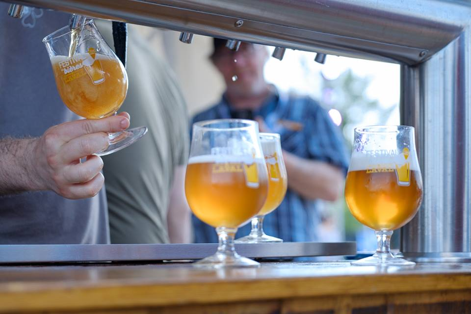 Plus de 40 microbrasseries réunies au Festival des bières de Laval