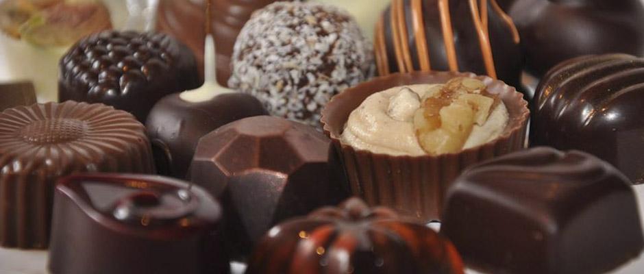 Bon en chocolat chez Divin Tandem