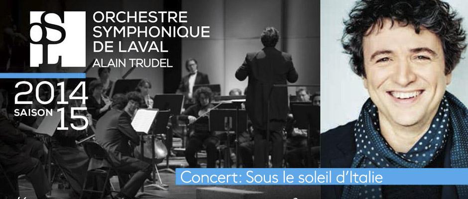Belle soirée pour découvrir l'Orchestre symphonique de Laval