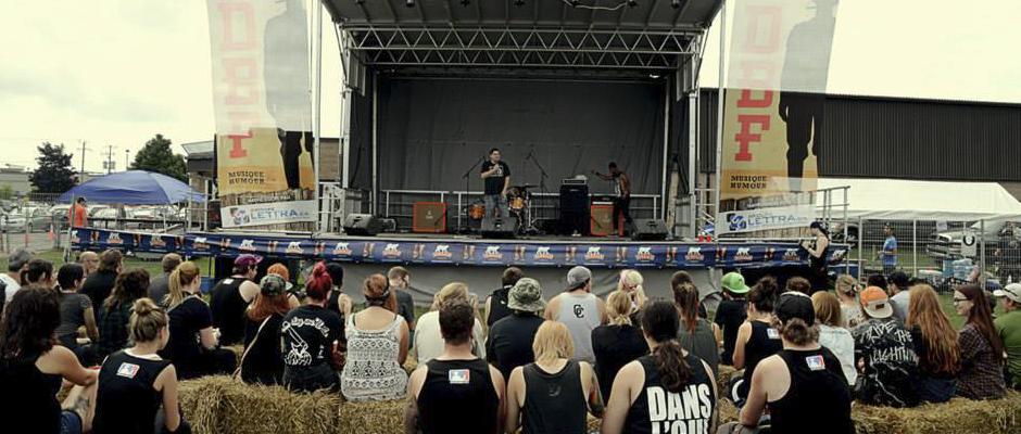 Koriass, Unearth et 20 groupes vous attendent ce week-end @ DesBouleaux Fest