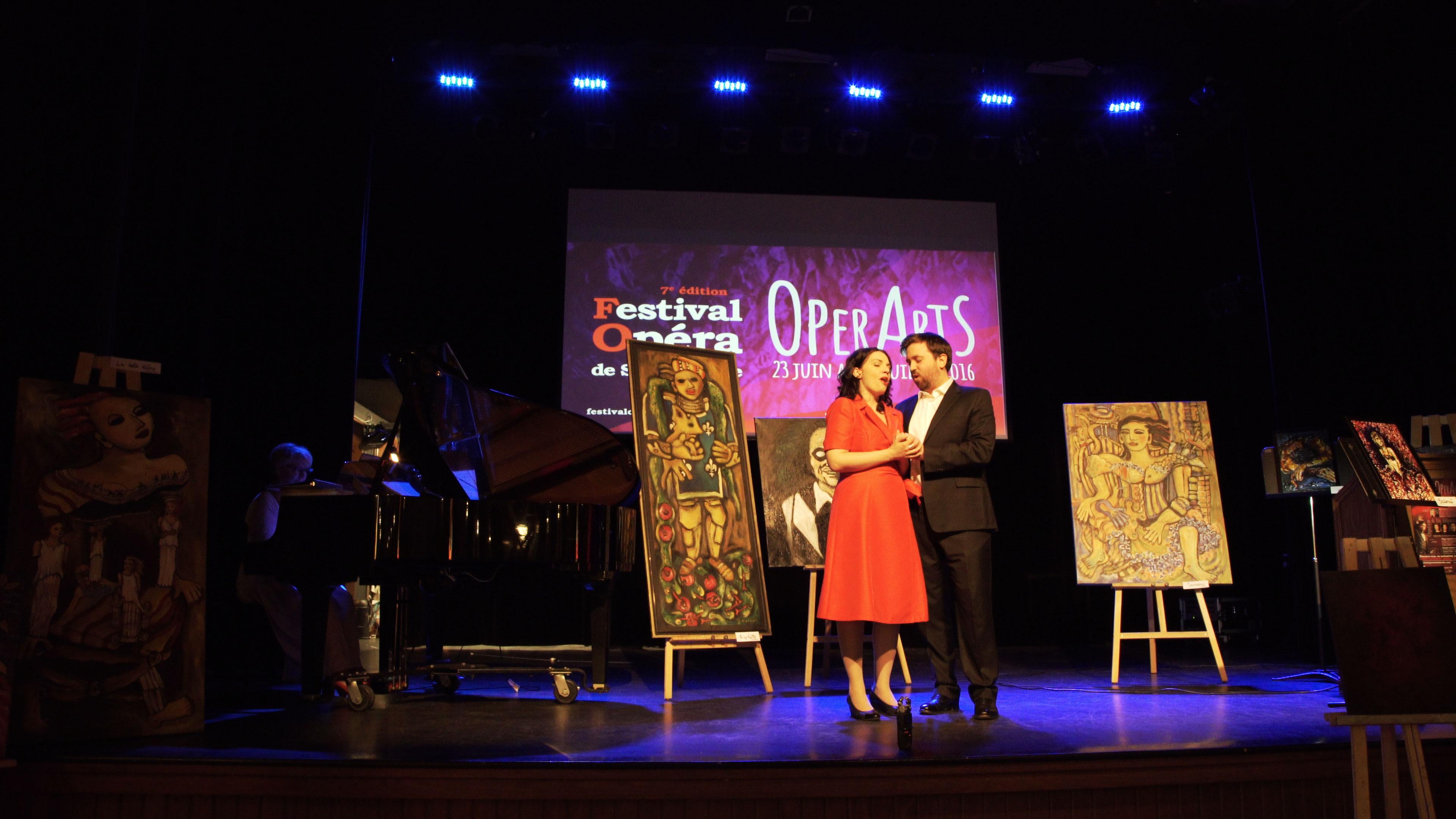 FestivalOpéra, une 7e édition sous le thème : OpérArts