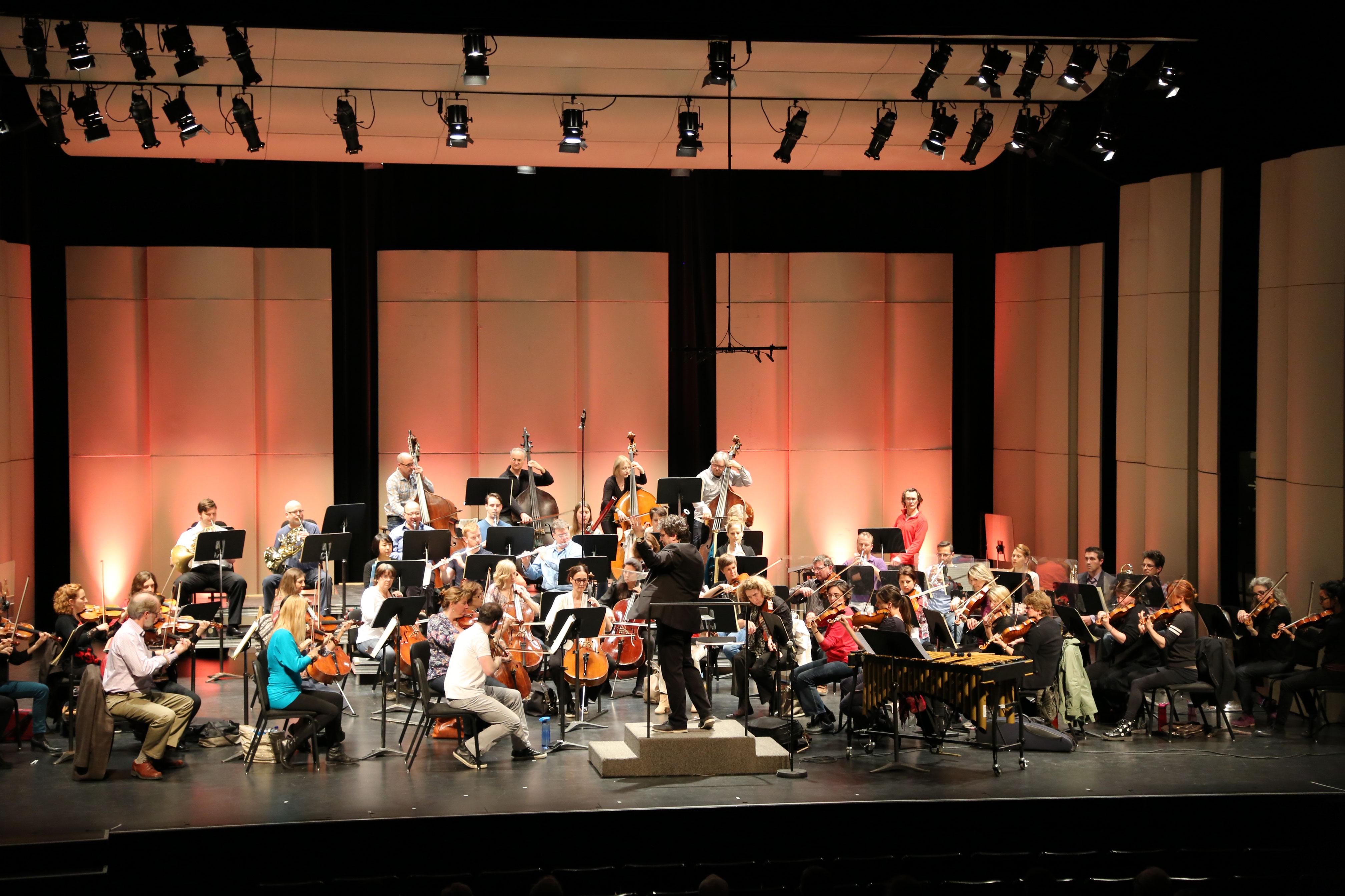 L'Orchestre symphonique de Laval « à l'écoute »!