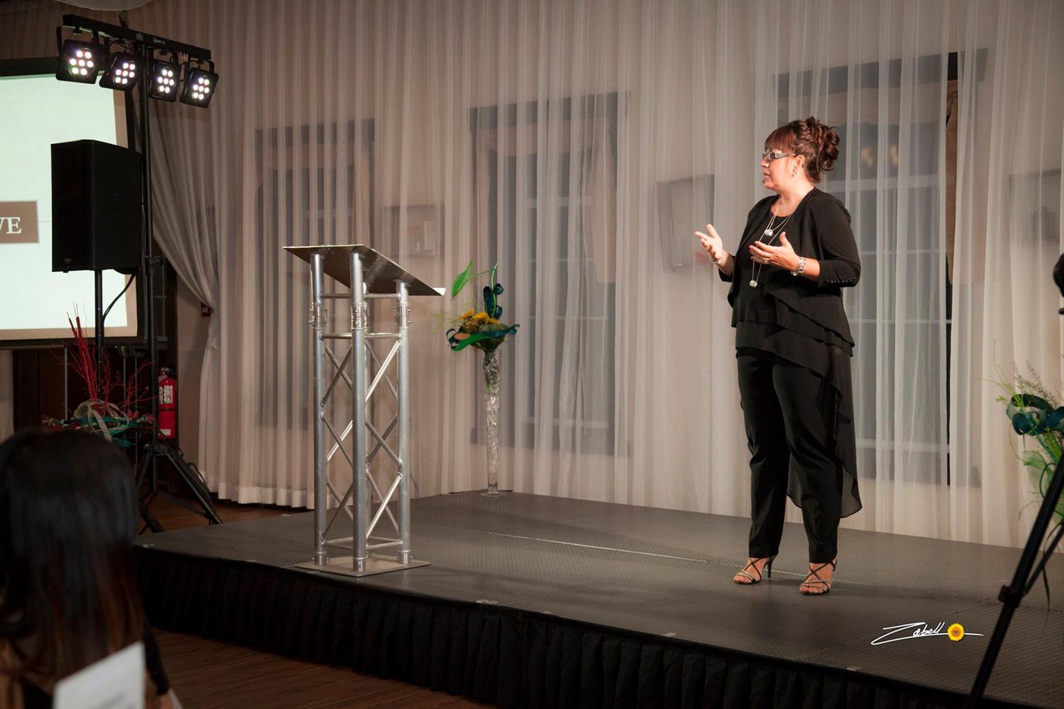 Entrevue avec Mélissa Miron; coach, conférencière et philanthrope