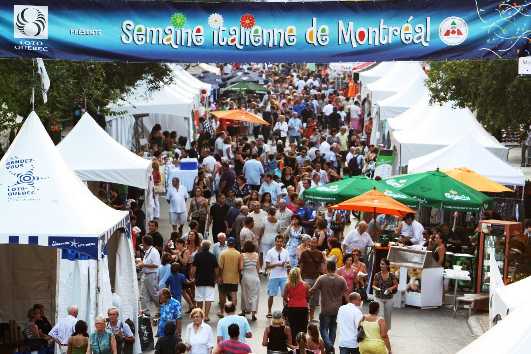 La Semaine italienne de Montréal… À Laval!