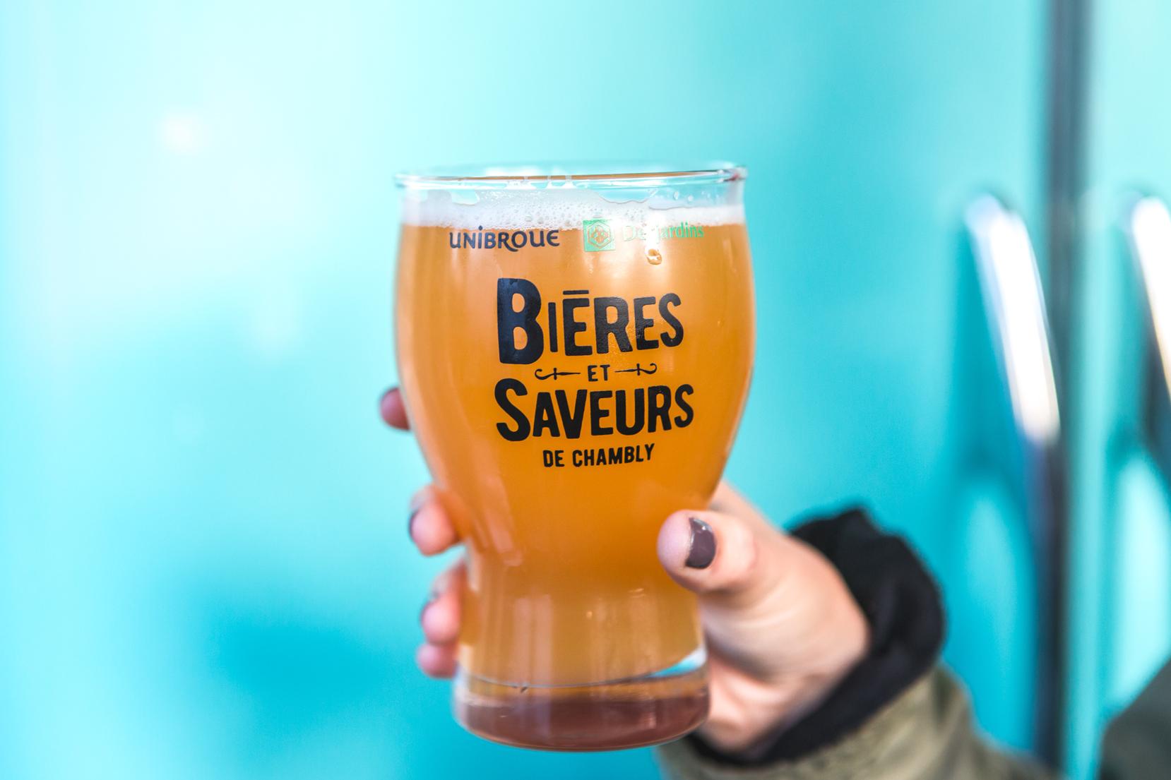 Festival des bières de Chambly
