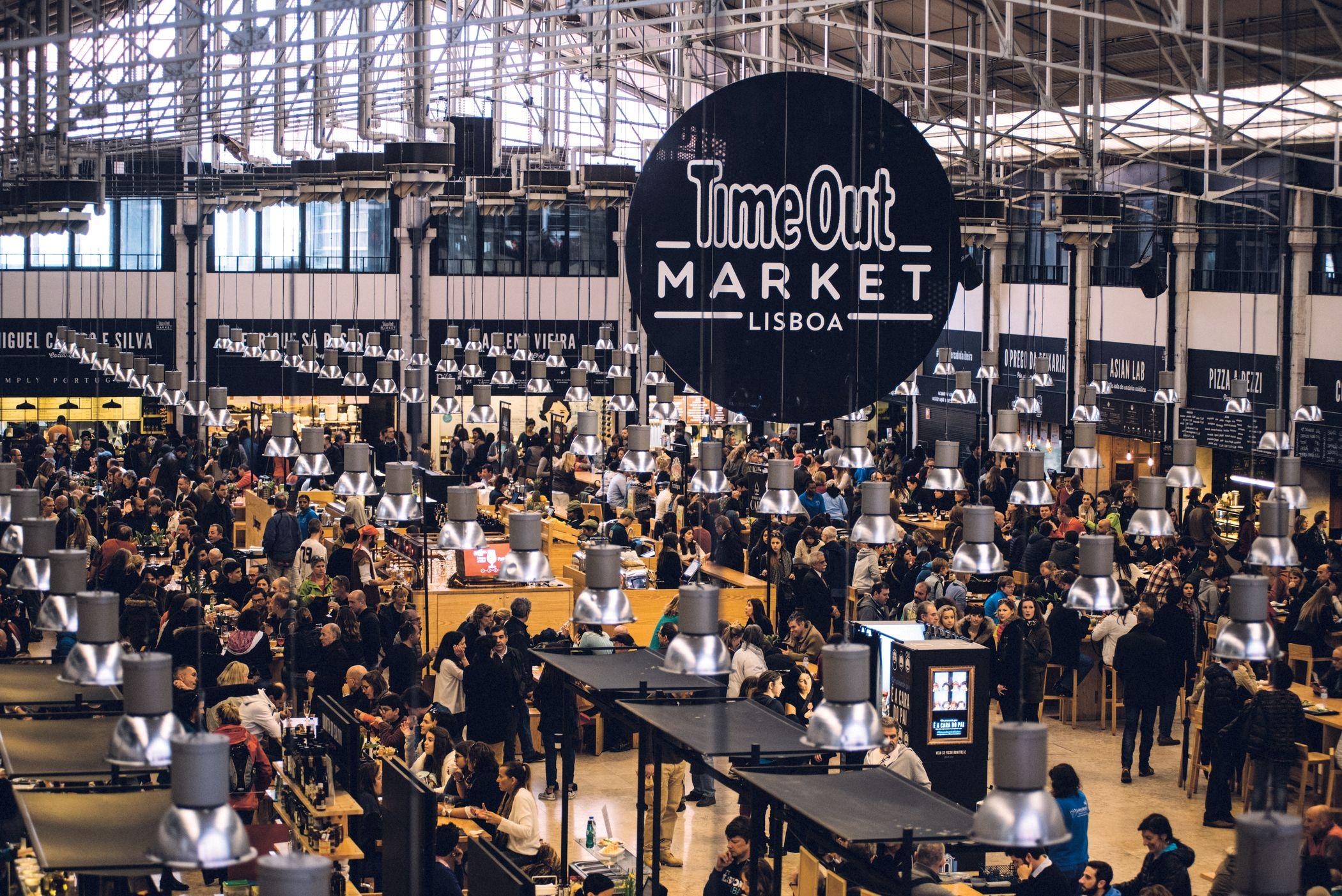 Time Out Market s'installera au centre-ville de Montréal en 2019