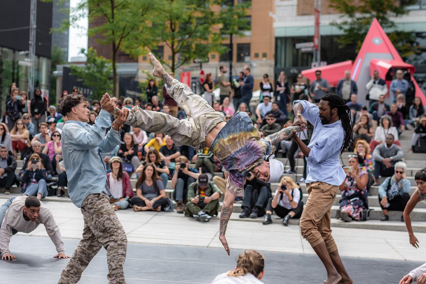 Festival Quartiers Danses … en ligne !